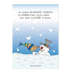 Postkarte - Besondere Momente - NEU