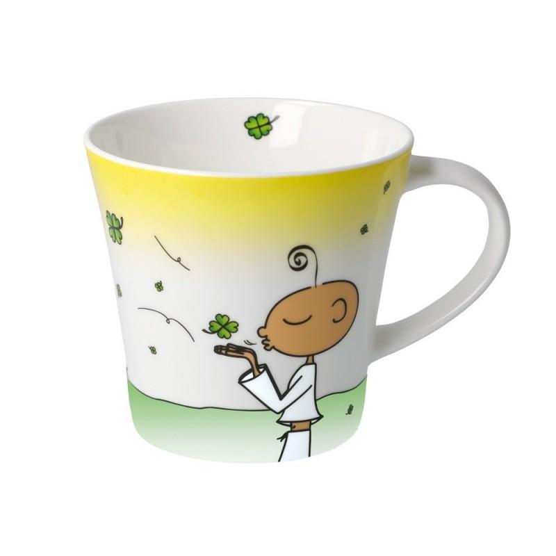 Kaffeetasse - Glückstasse