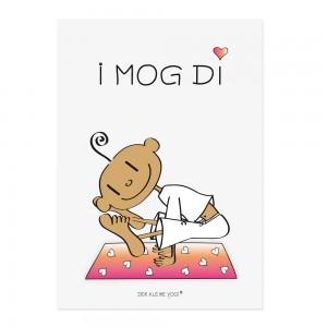Postkarte - I mog Di