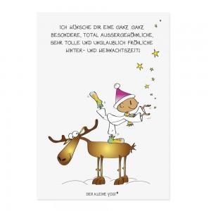Postkarte - Ich wünsche Dir eine ganz ganz besondere