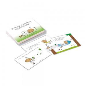 Spruchkärtchen - Schmunzelmomente & Seelengebaumel