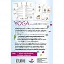 YOGA Buch & Karten Spiel - für Klein und Groß
