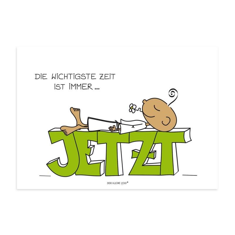 Postkarte - Jetzt - NEU