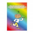 Postkarte - Leben voller Farben - NEU