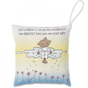 Lavendelkissen - Blumenbeet
