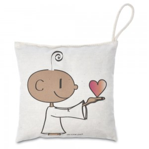 Lavendelkissen - Der kleine Yogi