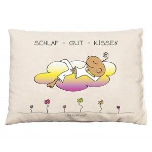 Zirbenkissen - Schlaf-Gut-Kissen