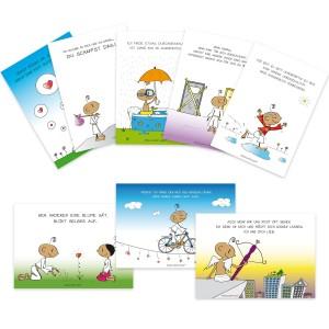 8er Postkartenset - NEU